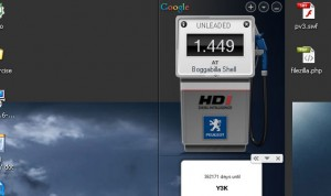 peugeot wdiget 300x178 My first Google Desktop Widget