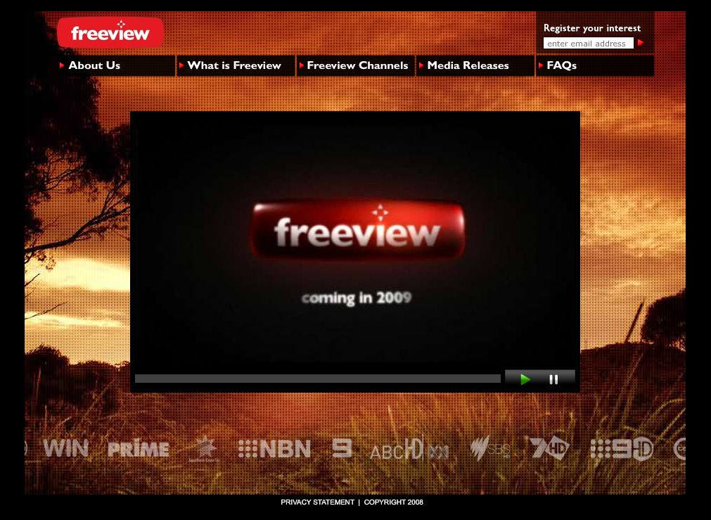 how to get freeview on foxtel
