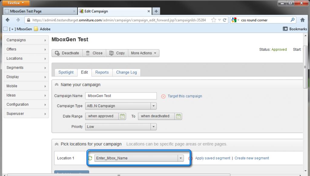 6c1 1024x583  MboxGen – Test&Target Visual Mbox Creator   Update